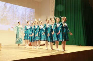 Большой Рождественский праздник состоялся для жителей Тракторозаводского района