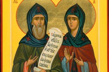 Преподобные Кирилл и Мария Радонежские: святые родители святого