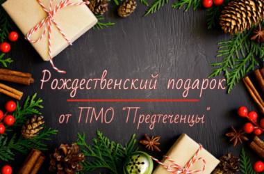 «Предтеченцы» поздравили волгоградцев с Рождеством Христовым праздничным флэшмобом