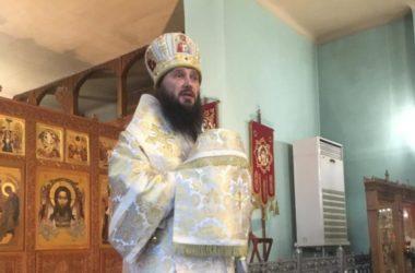 Слово митрополита Волгоградского и Камышинского Феодора, сказанное в Свято-Духовом монастыре в день святых отец