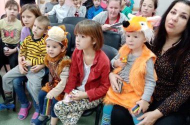 Дети воскресной школы побывали в гостях у воспитанников реабилитационного центра