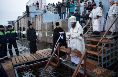 Владыка Феодор совершит великое освящение воды на Центральной набережной Волгограда