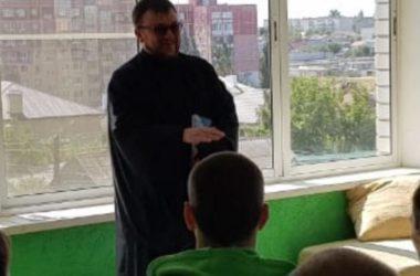 Священнослужители Волгоградской епархии оказывают помощь зависимым людям