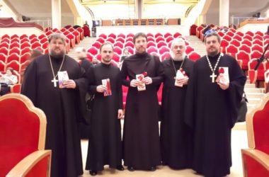 Священники Волгоградской епархии приняли участие в работе секции, посвященной святому князю Александру Невскому