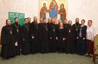 Православная Церковь на защите семейных ценностей