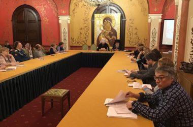 Руководитель пресс-службы Волгоградской епархии выступила на Рождественских чтениях
