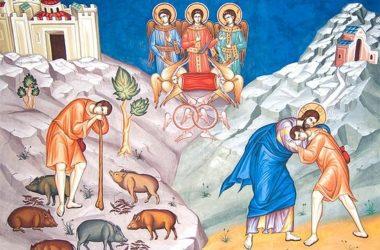 Слово о блудном сыне митрополита Антония Сурожского