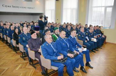 Руководитель епархиального отдела по тюремному служению принял участие в заседании коллегии УФСИН