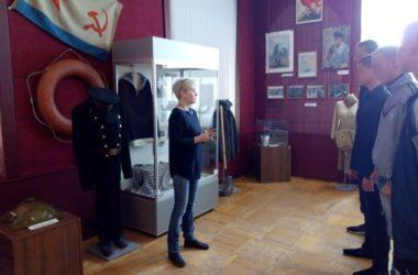 Воспитанники колонии побывали в историко-краеведческом музее Камышина