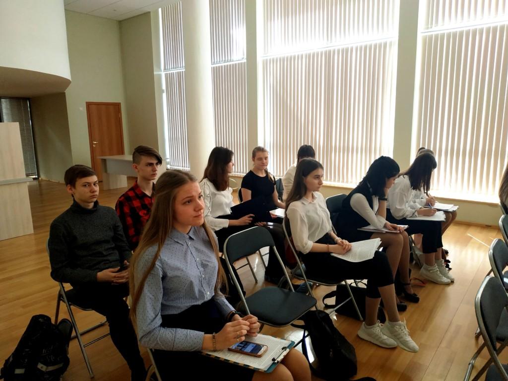 В Волгограде прошли XXII городские краеведческие чтения для старшеклассников
