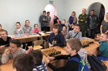 В храме Димитрия Солунского прошел шахматный турнир