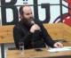 Вчера в центре «Икра» на острые вопросы отвечал священник Павел Островский