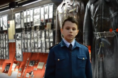 Православная молодежь поздравляет всех с днем Победы в Сталинградской битве