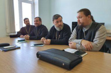 Священнослужители Волгоградской митрополии повышают квалификацию