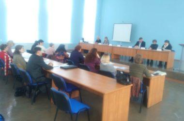 В Городищенском районе прошло заседание мобильной группы по противоабортному консультированию
