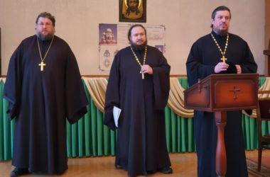 Священнослужители Волгоградской епархии встретились с иереем Александром Нарушевым