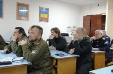 Священнослужители и казаки обсудили вопросы совместной работы