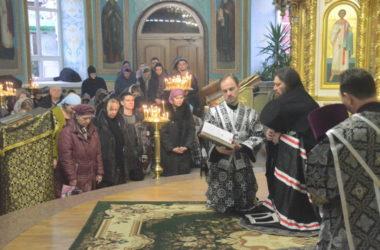 Митрополит Феодор возглавит чин прощения в Казанском кафедральном соборе