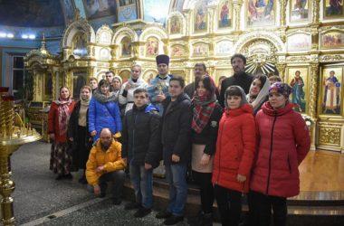 В Волгограде впервые прошла Молодежная Литургия