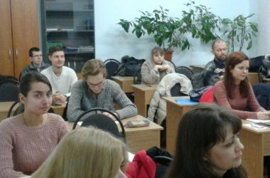 Православная молодежь умножает свои знания по богословию