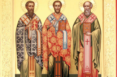 В день трех святителей в монастыре будет Литургия с элементами на греческом языке