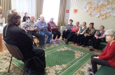 День православной книги в Кировском центре социального обслуживания населения