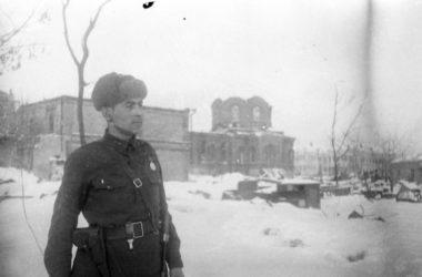 История фронтовой фотографии