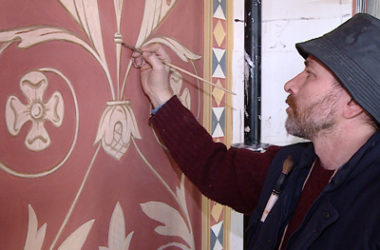 Узоры эпохи Возрождения украсят храм Александра Невского в Волгограде