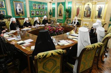 Утверждены темы для рассмотрения комиссиями Межсоборного присутствия в 2020-2022