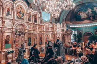 В Казанском соборе Волгограда прошла общегородская служба с чином прощения