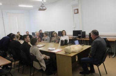 Преподаватели и сотрудники Царицынского православного университета продолжают обучаться оказанию первой помощи