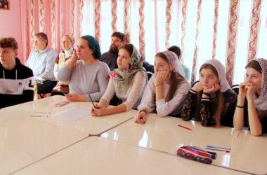 В храме Иоанна Кронштадтского прошел круглый стол на тему Великого покаянного канона