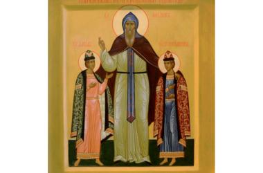 Жития благоверных князей Феодора Смоленского и чад его Давида и Константина, Ярославских чудотворцев