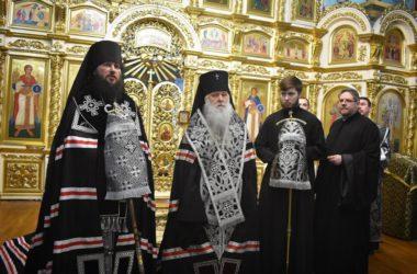 Слово митрополита Волгоградского и Камышинского Феодора в Прощеное воскресенье