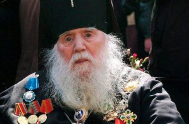 Сегодня исполнилось 99 лет со дня рождения архиепископа Михея (Хархарова), духовного отца митрополита Волгоградского и Камышинского Феодора