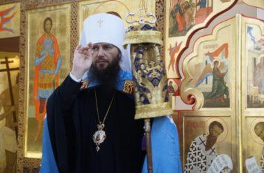 Слово митрополита Феодора  в день памяти великомученика Феодора Тирона
