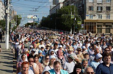 Пасхальный крестный ход в Волгограде будет обязательно: никакие вирусы этому не помеха