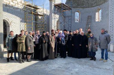 Сегодня в храме Святой Троицы в Волгограде вспоминали святого князя Федора Черного