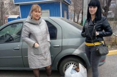 Многодетные мамы Красноармейского района организовали сбор вещевой помощи