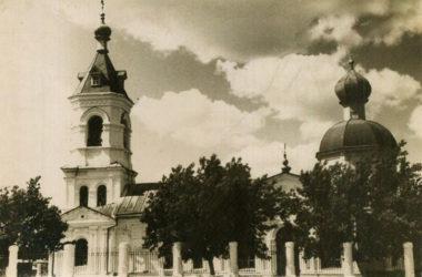 Первый открытый храм Сталинграда