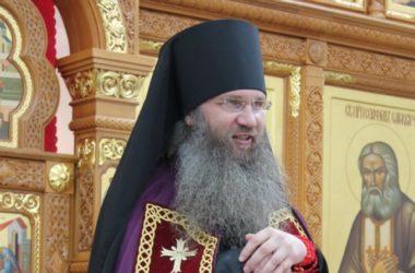 Сегодня восьмая годовщина хиротонии владыки Елисея во епископа Урюпинского и Новоаннинского
