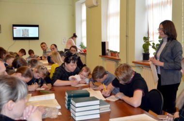В библиотеке Царицынского православного университета отметили День православной книги
