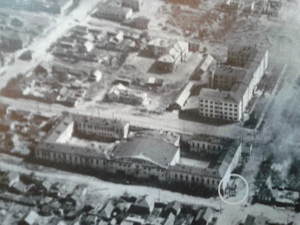 Свято-Духовский монастырь в годы Великой Отечественной войны