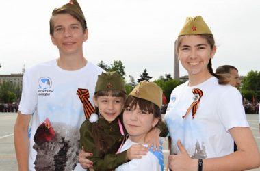 В Волгоградской области стартовала всероссийская акция «Георгиевская ленточка»