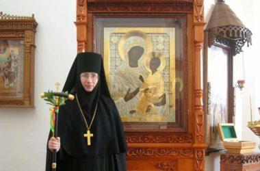 Сегодня день Ангела игуменьи Свято-Вознесенской Дубовской обители