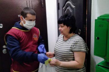 В Волгоградской епархии ведется работа по оказанию помощи людям на самоизоляции