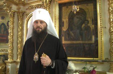 Владыка Феодор: «Время от нас требует сугубой молитвы»