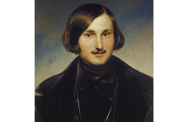 Николай Гоголь. Светлое воскресение