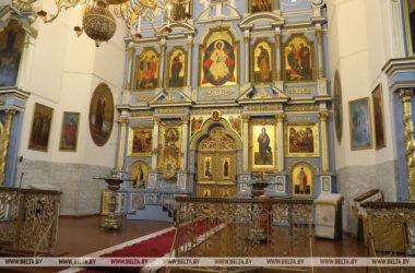 «Место, где отдыхает душа»: Жировичский монастырь отмечает 500-летний юбилей