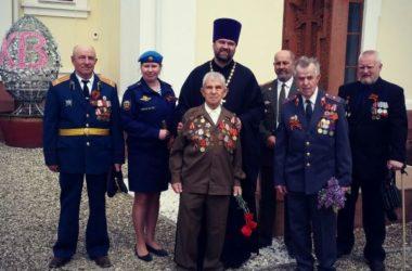 Люди Никольского кафедрального собора: Николай Николаевич Апакин